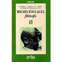 Michel Foucault, filósofo