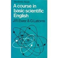 A course in basic scientific English