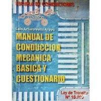 Manual de conducción mecánica básica y cuestionario