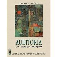 Auditoría. Un enfoque integral