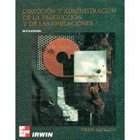 Dirección y administración de la producción y de las operaciones