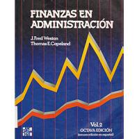 Finanzas en administración. Volumen 2