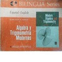 Algebra y trigonometría modernas