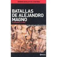 Batallas de Alejandro Magno