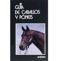 Guía de caballos y póneis