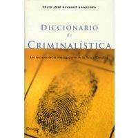 Diccionario de criminalística