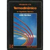 Termodinámica en Ingeniería Química