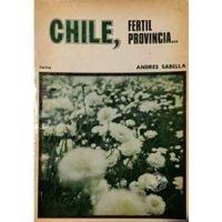 Chile, fértil provincia ...