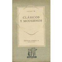 Clásicos y modernos