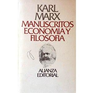 Manuscritos economía y filosofía