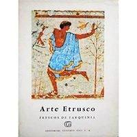 Arte etrusco. Frescos de Tarquinia