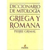 Diccionario de mitología griega y latina