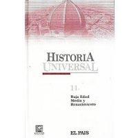 Historia universal 11. Baja Edad Media y Renacimiento