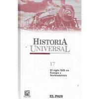 Historia universal 17. El siglo XIX en Europa y Norteamérica