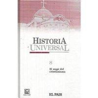 Historia universal 8. El auge del cristianismo