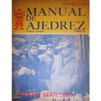 Manual de ajedrez. Tomo II