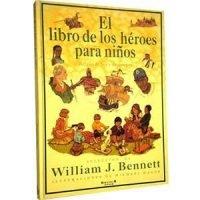 El libro de los héroes para niños