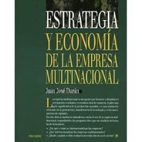 Estrategia y economía de la empresa multinacional