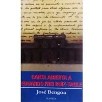 Carta abierta a Eduardo Frei Ruiz-Tagle