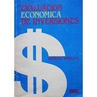 Evaluación económica de inversiones