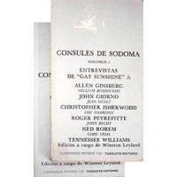 Cónsules de Sodoma (Volumen I y II)
