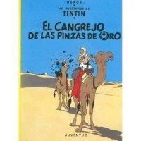 Las aventuras de Tintín. El cangrejo de las pinzas de oro