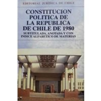 Constitución política de la república de Chile de 1980