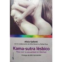 Kama-sutra lésbico. Para vivir la sexualidad en libertad