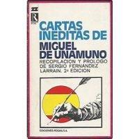 Cartas inéditas de Miguel de Unamuno