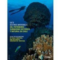 Siete destinos imperdibles del patrimonio submarino histórico y natural de Chile