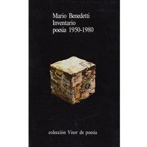 Inventario. Poesía 1950-1980