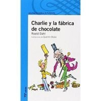Charly y la fábrica de chocolate