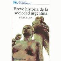 Breve historia de la sociedad argentina
